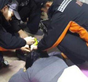 Ρομποτική ηλεκτρική σκούπα έβγαλε τα μαλλιά γυναίκας που κοιμόταν - Την απελευθέρωσε η πυροσβεστική (βίντεο) - Κυρίως Φωτογραφία - Gallery - Video