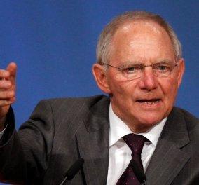 B.Σόιμπλε: Η μεγαλύτερη ευελιξία στις χώρες της Ευρωζώνης, δεν δίνει πάντα λύση! - Κυρίως Φωτογραφία - Gallery - Video