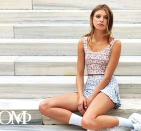 Made in Greece η σχεδιάστρια μόδας Μαριαφλώρα Λεέκ, που οι δημιουργίες της με αρχαία ελληνικά prints γίνονται ανάρπαστες από διάσημους και μη! - Κυρίως Φωτογραφία - Gallery - Video