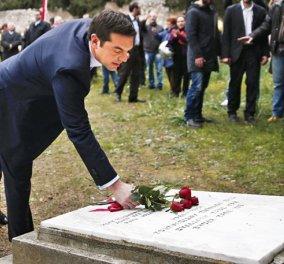 Der Spiegel: «Ας πληρώσουμε την πολεμική αποζημίωση να μην έχει επιχειρήματα ο Τσίπρας - Δεν θα μας βλάψουν 28 εκατ.» - Κυρίως Φωτογραφία - Gallery - Video