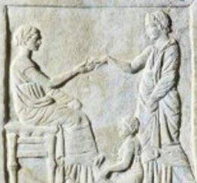Πουλήθηκε σε δημοπρασία η επιτύμβια στήλη του 4ου αιώνα π.Χ. παρά τις αντιδράσεις - ''Θα τη διεκδικήσουμε'' δηλώνει το ΥΠΠΟ! - Κυρίως Φωτογραφία - Gallery - Video