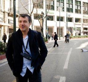 """Σταύρος Θεοδωράκης: «""""Ναι"""" στον Πρόεδρο αλλά με εκλογές τον Νοέμβρη» - Κυρίως Φωτογραφία - Gallery - Video"""