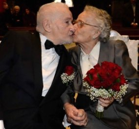 Συγκινητικό story of the day: Έρωτας-θύμα του πολέμου αναβίωσε 70 χρόνια μετά χάρη στο... Facebook!  - Κυρίως Φωτογραφία - Gallery - Video