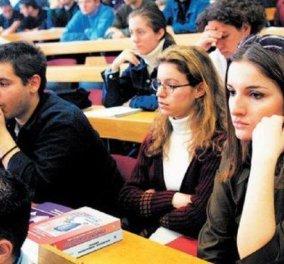 Ανατροπή-σοκ για εκατοντάδες οικογένειες - Το ΣτΕ ακυρώνει τις μετεγγραφές στα πανεπιστήμια! - Κυρίως Φωτογραφία - Gallery - Video