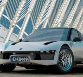 Made in Greece: Το καλύτερο super car παγκοσμίως! Κατόρθωσε να σκαρφαλώσει 193 σκαλιά! Η τελική του; 600χμ την ώρα!  - Κυρίως Φωτογραφία - Gallery - Video