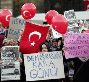 """Θύελλα αντιδράσεων με το Πογκρόμ δημοσιογράφων από τον Ερντογάν: ''Θα χτυπήσουμε τους προδότες"""" - Κυρίως Φωτογραφία - Gallery - Video"""