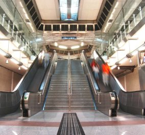 Κλειστοί και σήμερα από τις 11.00 οι σταθμοί του μετρό, Eυαγγελισμός, Mέγαρο Mουσικής και Kατεχάκη! - Κυρίως Φωτογραφία - Gallery - Video