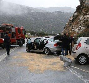 Μακεδονία: Διπλή τραγωδία με 5 νεκρούς σε Θεσσαλονίκη και Κιλκίς - Ώρες αγωνίας για νεαρό τραυματία σε νοσοκομείο - Κυρίως Φωτογραφία - Gallery - Video