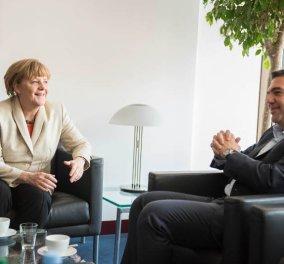 Βρυξέλλες: Όλο το παρασκήνιο από τη συνάντηση Τσίπρα - Μέρκελ - Τι ζήτησε ο Πρωθυπουργός - Κυρίως Φωτογραφία - Gallery - Video