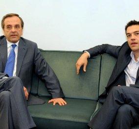 «Όχι» της ΝΔ στο αίτημα-πρόκληση για debate από τον ΣΥΡΙΖΑ - Κυρίως Φωτογραφία - Gallery - Video