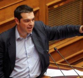 A. Τσίπρας στον B. Σόιμπλε: ''Η ελληνική δημοκρατία δεν είναι πλέον αποδέκτης εντολών μέσω e-mail''! (Βίντεο) - Κυρίως Φωτογραφία - Gallery - Video