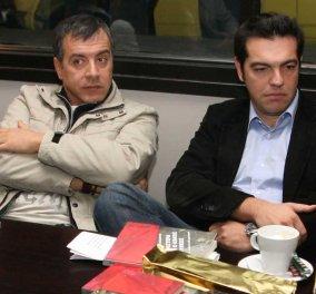 Σ. Θεοδωράκης: «Ανοικτό το ενδεχόμενο στήριξης της κυβέρνησης ΣΥΡΙΖΑ» - Στις 7 το απόγευμα η συνάντηση με τον Πρωθυπουργό - Κυρίως Φωτογραφία - Gallery - Video