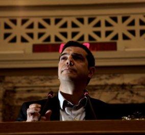 ΣΥΡΙΖΑ: Το 166 συν 2 χιτλερικές ψήφοι είναι ενδεικτικό ότι δεν θα συγκεντρωθούν οι 180! - Κυρίως Φωτογραφία - Gallery - Video