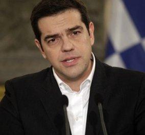 A. Τσίπρας στο Euronews: ''Ξεκινάμε τη σκληρή δουλειά για ν' αλλάξουμε την Ελλάδα σε μια Ευρώπη που αλλάζει πορεία''! - Κυρίως Φωτογραφία - Gallery - Video
