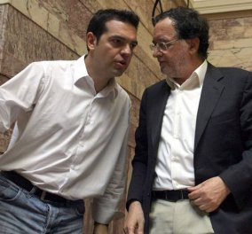 Πως ''διαβάζει'' ο ΣΥΡΙΖΑ τις πιέσεις της Τρόικας: Οι αναταράξεις Παπαδημούλη, Λαφαζάνη και Μητρόπουλου! - Κυρίως Φωτογραφία - Gallery - Video
