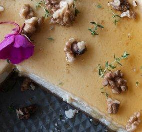 Made in Greece το απολαυστικό cheesecake από τον Άκη Πετρετζίκη με γιαούρτι στραγγιστό  - Κυρίως Φωτογραφία - Gallery - Video