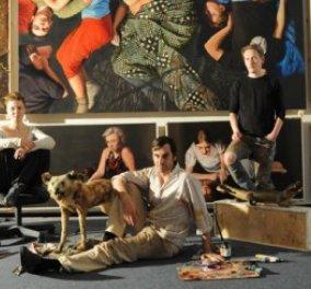 Made in Greece ο Δημήτρης Τζαμουράνης - Ο Έλληνας εικαστικός που ζει στο Βερολίνο και εκθέτει με επιτυχία σε μουσεία και γκαλερί σε όλη την Ευρώπη! - Κυρίως Φωτογραφία - Gallery - Video