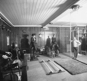 Vintage Story: Απίθανες εκπληκτικές φωτογραφίες με τα πρώτα γυμναστήρια του 20ου αιώνα πάνω σε κρουαζιερόπλοια!  - Κυρίως Φωτογραφία - Gallery - Video