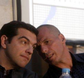 Υποψήφιος βουλευτής με τον ΣΥΡΙΖΑ, «κατεβαίνει» ο γνωστός οικονομολόγος Γ. Βαρουφάκης - Κυρίως Φωτογραφία - Gallery - Video
