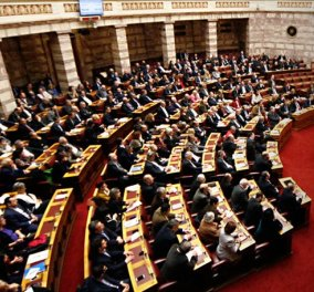 Live από τη Βουλή: Ζωντανά η ομιλία του Αλέξη Τσίπρα - Εν αναμονή της ονομαστικής ψηφοφορίας - Κυρίως Φωτογραφία - Gallery - Video