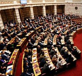 Με 162 ''ΝΑΙ'' η Κυβέρνηση έλαβε ψήφο εμπιστοσύνης! - Κυρίως Φωτογραφία - Gallery - Video