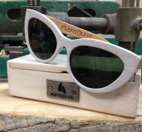Made Ιn Greece τα γυαλιά Maragu που δημιουργεί ο Γιώργος Δρακίδης - ξεκινάει να τα πουλάει από το διεθνές Λονδίνο!  - Κυρίως Φωτογραφία - Gallery - Video