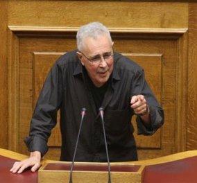 Κ.Ζουράρις στη Βουλή: Οι Γερμαναράδες μας έπρηξαν τα μέζεα του στεατοπυγικού μας υποσυστήματος (βίντεο) - Κυρίως Φωτογραφία - Gallery - Video