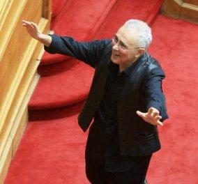 Κ. Zoυράρις: Θα ψήφιζα ΣΥΡΙΖΑ ακόμα και αν έδιναν την Μακεδονία στα Σκόπια - Κυρίως Φωτογραφία - Gallery - Video