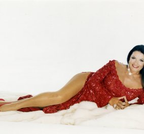 Vintage beauty pics: Η Ζωζώ Σαπουντζάκη εκρηκτική Σαλονικιά σουμπρέτα στα 14 της! Οι σπανιότατες φωτό που ανακάλυψε η Χριστίνα Πολίτη!  - Κυρίως Φωτογραφία - Gallery - Video