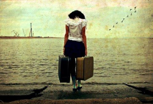 Πάντα να έρχεσαι, ποτέ μη φεύγεις. Η φυγή είναι απελπισία - Κυρίως Φωτογραφία - Gallery - Video