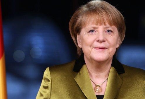 Γενέθλια για την Άνγκελα Μέρκελ: Έκλεισε τα 64! Μια ανθοδέσμη «διαγράφει» ενδοκυβερνητικές κόντρες; (Φωτό) - Κυρίως Φωτογραφία - Gallery - Video