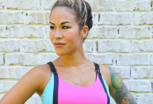Δείτε πως μια fitness blogger μπορεί να εξαφανίσει την κυτταρίτιδα σε μόλις 1 λεπτό (Φωτό) - Κυρίως Φωτογραφία - Gallery - Video