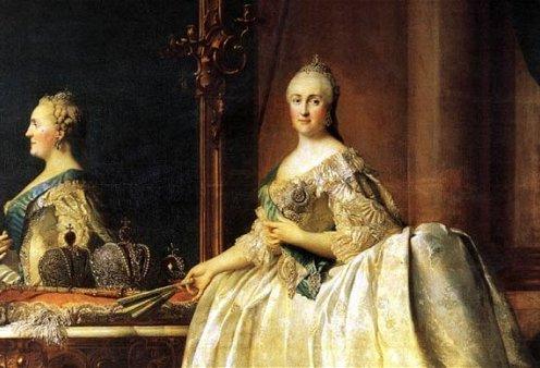 Αυτοκράτειρα Αικατερίνη: Η ζωή της ερωτομανούς ηγεμόνα - Έδινε εξουσία  & χρήματα στους εραστές της που άλλαζε κάθε χρόνο - Κυρίως Φωτογραφία - Gallery - Video