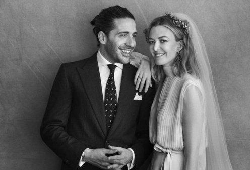 Και η Αθηνά Ωνάση στον γάμο της χρονιάς: Η κόρη του Mr Zara με νυφικό Valentino παντρεύτηκε τον μεγάλο της έρωτα - Φωτό από την τελετή - Κυρίως Φωτογραφία - Gallery - Video