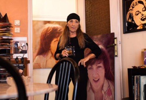 Γιώτα Γιάννα: Μια ροκ γιαγιά ετών 90 με ψυχή έφηβης - Βίντεο από μια ανεπανάληπτη τραγουδίστρια  - Κυρίως Φωτογραφία - Gallery - Video