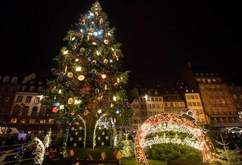 Στρασβούργο: Ένας νεκρός και τρεις τραυματίες από τρομοκρατική επίθεση στη χριστουγεννιάτικη αγορά (Φωτό & Βίντεο) - Κυρίως Φωτογραφία - Gallery - Video