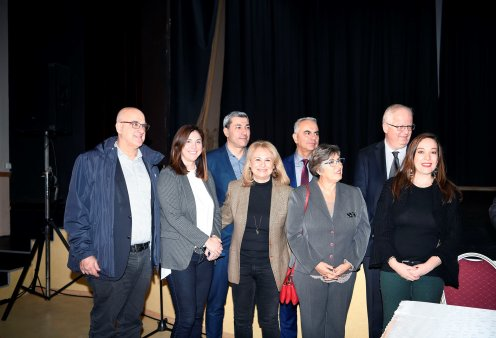 Πλήρης ανακαίνιση του Δημοτικού Θεάτρου Μάνδρας με χορηγία του Ομίλου ΕΛΠΕ - Κυρίως Φωτογραφία - Gallery - Video