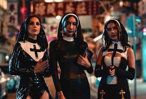 Τα κορίτσια εν δράσει! Καλόγριες έπαιζαν το ταμείο της εκκλησίας σε καζίνο του Λας Βέγκας! - Κυρίως Φωτογραφία - Gallery - Video