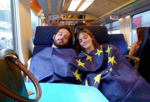 Good news: Με την κάρτα DiscoverEU, 14.500 νέοι θα εξερευνήσουν την Ευρώπη - Κυρίως Φωτογραφία - Gallery - Video