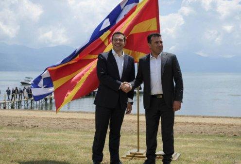 Καθηγητής Μιχάλης Τσινισιζέλης: Το επικίνδυνο άρθρο του Συντάγματος της ΠΓΔΜ και τι πρέπει να προσέξει η Ελλάδα - Κυρίως Φωτογραφία - Gallery - Video