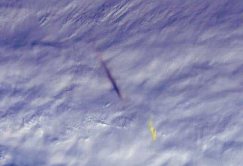 Συγκλονιστικές εικόνες από τη Nasa: Η στιγμή της έκρηξης μετεωρίτη πάνω από την Βερίγγεια Θάλασσα (φώτο) - Κυρίως Φωτογραφία - Gallery - Video