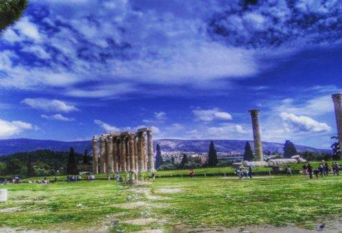 Όλη η ομορφιά & η ιστορία της αρχαίας Ελλάδας σε μία φωτογραφική λήψη - Κυρίως Φωτογραφία - Gallery - Video