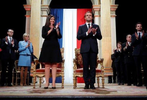 "Top Woman η δήμαρχος της Πόλης του Φωτός: Γιατί η Αν Ινταλγκό επονομάζεται ""Η βασίλισσα δήμαρχος του Παρισιού"" (φώτο) - Κυρίως Φωτογραφία - Gallery - Video"