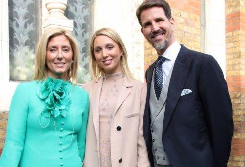 Η κόρη της Μαρί Σαντάλ και του Πρίγκιπα Παύλου, Ολυμπία αποφοίτησε από το Πανεπιστήμιο & οι γονείς της πετούν στα σύννεφα (φωτό) - Κυρίως Φωτογραφία - Gallery - Video
