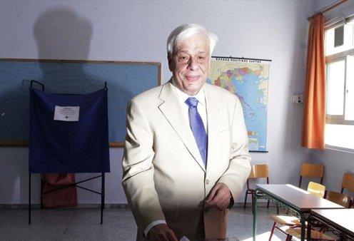 Εκλογές 2019: Που & πότε θα ψηφίσουν αύριο ο ΠτΔ και οι πολιτικοί αρχηγοί  - Κυρίως Φωτογραφία - Gallery - Video
