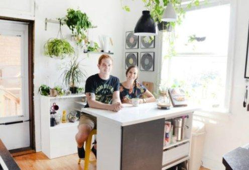 Σπύρος Σούλης: Αυτό το μοντέρνο διαμέρισμα στο Σικάγο των 64 τμ θα σας δώσει υπέροχες ιδέες διακόσμησης! (φωτό)  - Κυρίως Φωτογραφία - Gallery - Video