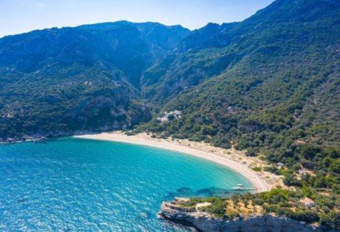 Παραλία Σαϊτάνι Σάμου: Να χαζεύεις το Αιγαίο & τίποτε άλλο - Καταπληκτική η φωτογραφία της ημέρας - Κυρίως Φωτογραφία - Gallery - Video