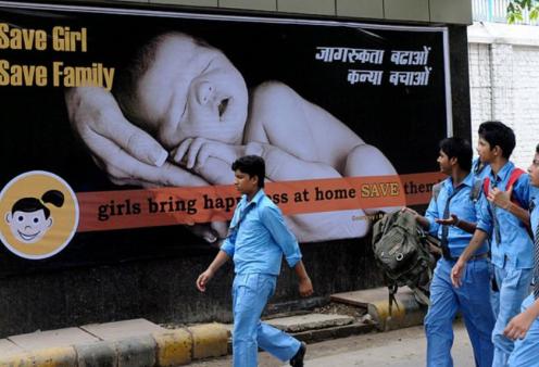 Οι γυναίκες σε 132 χωριά της Ινδίας γεννάνε μόνο αγόρια - Υποψίες ότι κάνουν εκτρώσεις όταν βλέπουν κορίτσια  - Κυρίως Φωτογραφία - Gallery - Video