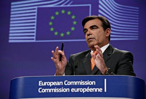 Ο Μαργαρίτης Σχοινάς νέος επίτροπος - Ποιο χαρτοφυλάκιο θα αναλάβει;  - Κυρίως Φωτογραφία - Gallery - Video