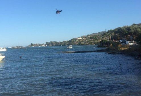 Τραγωδία στον Πόρο: Σοκάρει το βίντεο από τη στιγμή της πτώσης του ελικοπτέρου - Νεκροί & οι τρεις επιβαίνοντες (φώτο-βίντεο) - Κυρίως Φωτογραφία - Gallery - Video